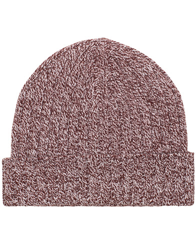 A.P.C Bonnet Jacquot Hat Bordeaux  i gruppen Assesoarer / Luer hos Care of Carl (14977510)