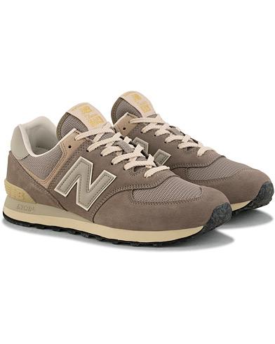 New Balance 574 Running Sneaker Steel Grey
