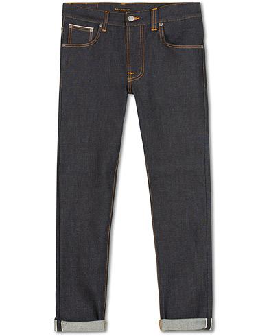 Nudie Jeans Lean Dean Organic Jeans Dry Japanese Selvedge