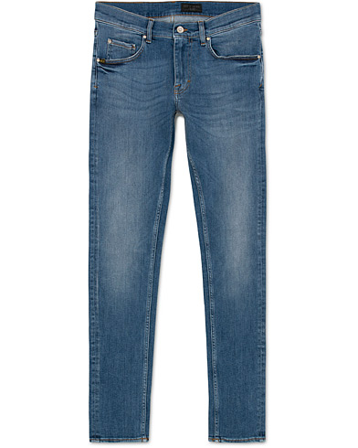 Tiger of Sweden Jeans Slim Finer Stretch Jeans Light Blue i gruppen Klær / Jeans / Smale jeans hos Care of Carl (15079511r)