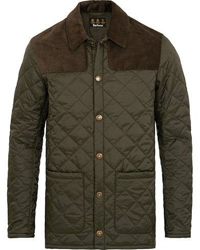 Barbour Lifestyle Gillock Quilt Jacket Sage