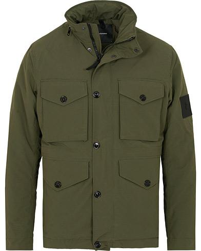 Peak Performance Hunt Field Jacket Green