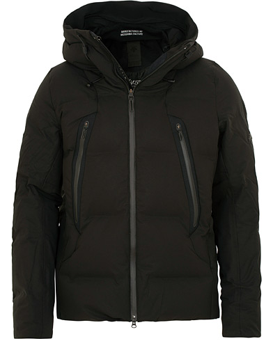 Descente Allterrain Mizusawa Down Jacket Black i gruppen Klær / Jakker / Dunjakker hos Care of Carl (15130011r)