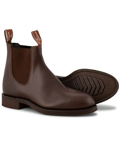 R.M.Williams Gardener G Boot Rum Yearling i gruppen Sko / Støvler / Chelsea boots hos Care of Carl (15141011r)