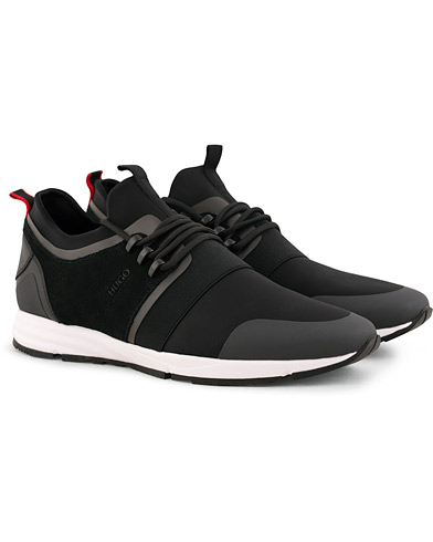 HUGO Hybrid Runnning Sneaker Black i gruppen Sko / Sneakers / Running sneakers hos Care of Carl (15158611r)