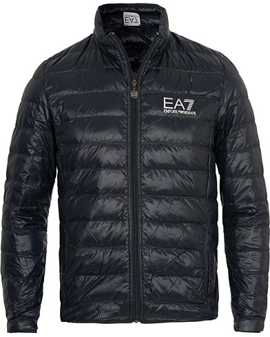 EA7 Train Core Light Down Jacket Navy i gruppen Klær / Jakker / Dunjakker hos Care of Carl (15191511r)