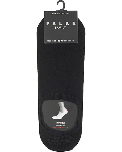 Falke Casual High Cut Sneaker Sock Black i gruppen Klær / Undertøy / Sokker hos Care of Carl (15230711r)