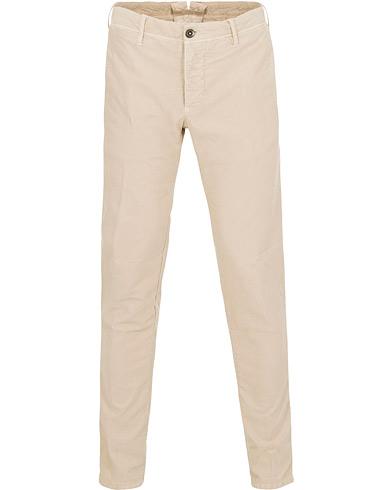 Incotex Slim Fit Garment Dyed Washed Slacks Kit