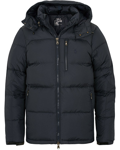 Polo Ralph Lauren El Cap Down Jacket Aviator Navy i gruppen Klær / Jakker / Dunjakker hos Care of Carl (15278711r)