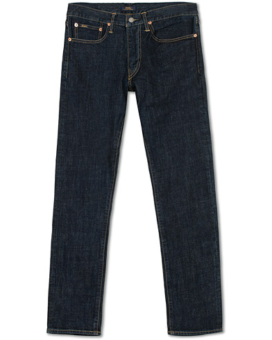 Polo Ralph Lauren Sullivan Slim Fit Stretch Jeans Rinse  Blue i gruppen Klær / Jeans hos Care of Carl (15279811r)