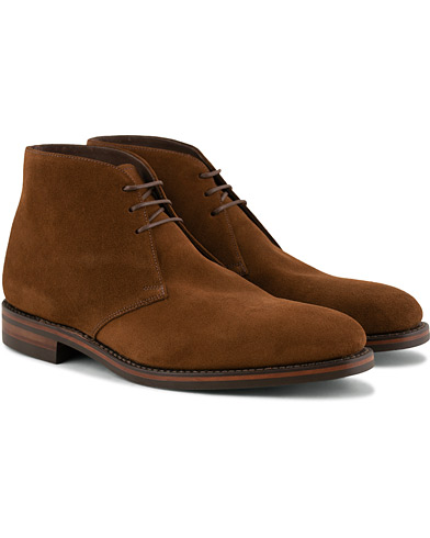 Loake 1880 Pimlico Chukka Boot Brown Suede