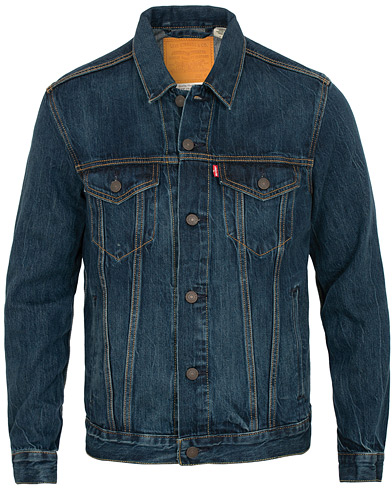 Levi's The Trucker Jacket Palmer i gruppen Klær / Jakker / Jeansjakker hos Care of Carl (15452211r)