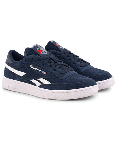 Reebok Revenge Plus MU Low Sneaker Navy i gruppen Sko / Sneakers hos Care of Carl (15485511r)
