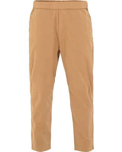 Barena Arenga Cotton Drawstring Trousers Khaki