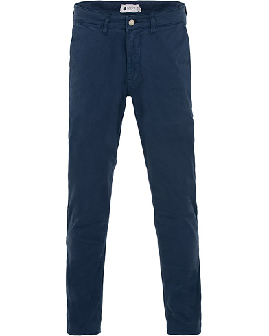 NN07 Marco 1200 Stretch Chinos Light Navy i gruppen Klær / Bukser / Chinos hos Care of Carl (15527111r)