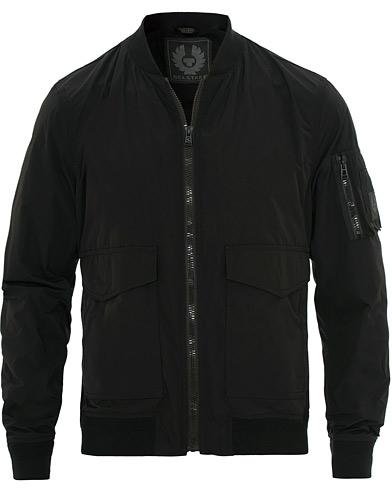 Belstaff Barham Bomber Jacket Black