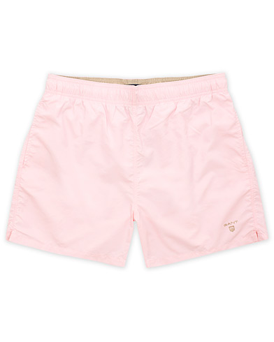 GANT Classic Swim Shorts California Pink i gruppen Klær / Badeshorts hos Care of Carl (15574511r)