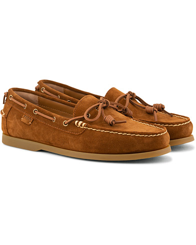 Polo Ralph Lauren Millard Tassel Deckshoes New Snuff i gruppen Sko / Seilersko hos Care of Carl (15582211r)