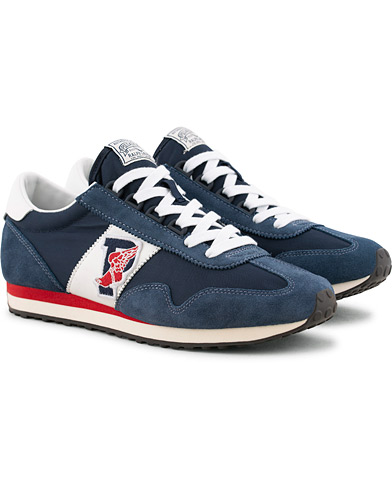 Polo Ralph Lauren Train 90 Running Sneaker Newport Navy i gruppen Sko / Sneakers / Running sneakers hos Care of Carl (15583111r)