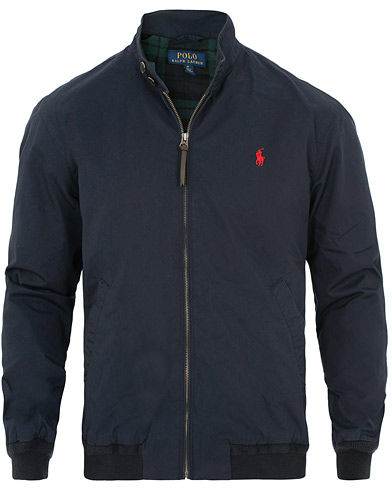Polo Ralph Lauren City Baracuda Jacket Aviator Navy i gruppen Klær / Jakker / Tynne jakker hos Care of Carl (15596811r)