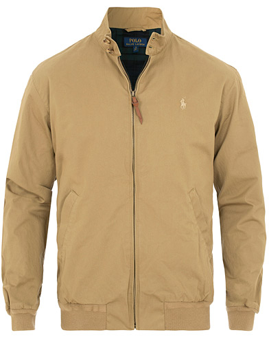 Polo Ralph Lauren City Baracuda Jacket Luxury Tan i gruppen Klær / Jakker / Tynne jakker hos Care of Carl (15597011r)