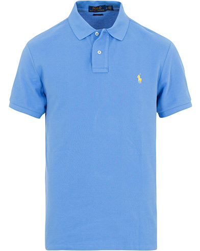 Polo Ralph Lauren Slim Fit Polo Harbour Island i gruppen Klær / Pikéer / Kortermet piké hos Care of Carl (15602711r)