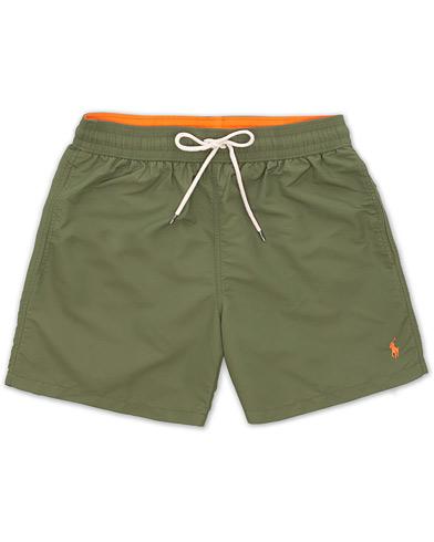 Polo Ralph Lauren Traveler Boxer Swimshorts Supply Olive