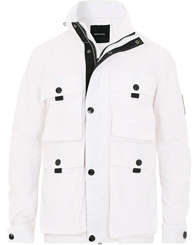 Peak Performance X6 Field Jacket White i gruppen Klær / Jakker / Fieldjakker hos Care of Carl (15657011r)