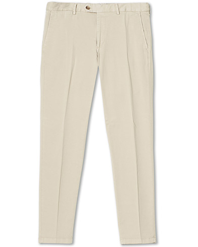 Oscar Jacobson Danwick Side Adjusters Chino Beige i gruppen Klær / Bukser / Chinos hos Care of Carl (15665211r)