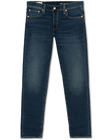Levi's 512 Slim Tapered Fit Jeans Adriatic Adapt i gruppen Klær / Jeans hos Care of Carl (15675711r)