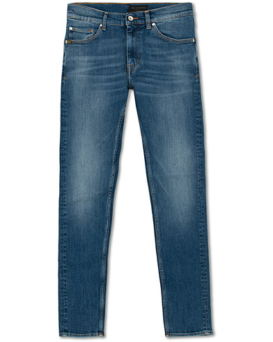 Tiger of Sweden Jeans Evolve Super Stretch Jeans Medium Blue i gruppen Klær / Jeans hos Care of Carl (15704711r)