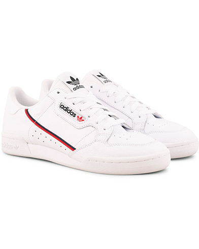adidas Originals Continental 80 Sneaker White i gruppen Sko / Sneakers / Sneakers med lavt skaft hos Care of Carl (15714211r)