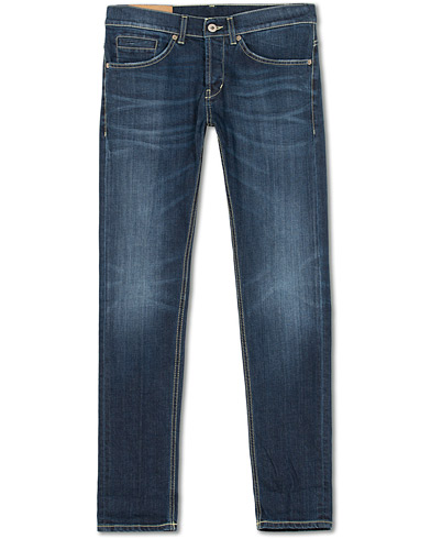 Dondup George Jeans Blue i gruppen Klær / Jeans hos Care of Carl (15733011r)