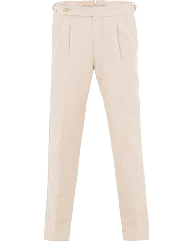 The Gigi Ciak Sartorial Trousers Beige