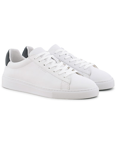 GANT Denver Sneaker White Leather i gruppen Sko / Sneakers / Sneakers med lavt skaft hos Care of Carl (15741411r)