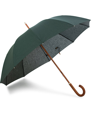 Carl Dagg Series 001 Umbrella Cloudy Green  i gruppen Assesoarer / Paraplyer hos Care of Carl (15759810)