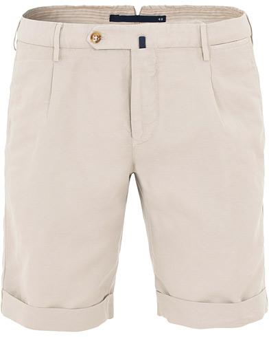 Incotex Chinolino Shorts Khaki