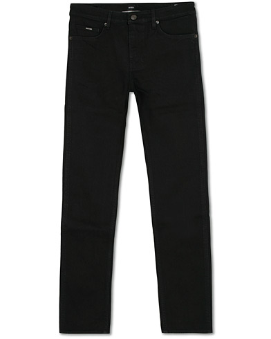 BOSS Delaware Jeans Black i gruppen Klær / Jeans hos Care of Carl (15788111r)