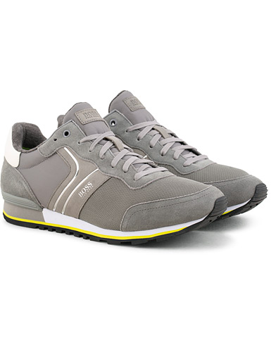 BOSS Athleisure Parkour Running Sneaker Grey i gruppen Sko / Sneakers / Running sneakers hos Care of Carl (15800711r)