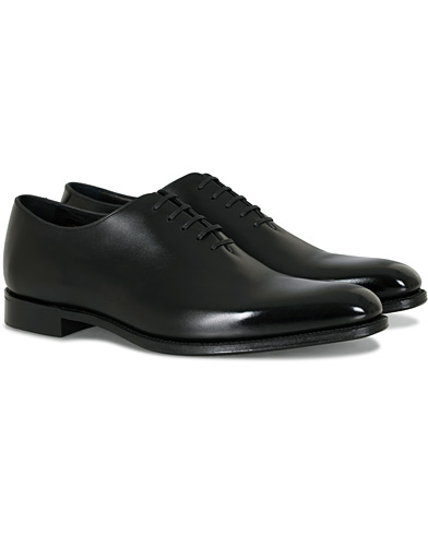 Loake 1880 Export Grade Parliament Whole-Cut Oxford Onyx Black i gruppen Sko / Oxfords hos Care of Carl (15827211r)
