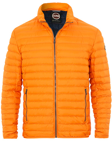 Colmar Lightweight Down Jacket Holiday Orange i gruppen Klær / Jakker / Dunjakker hos Care of Carl (15833711r)