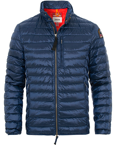 Parajumpers Bredford Sheen Lightweight High Gloss Jacket Navy Peony i gruppen Klær / Jakker / Dunjakker hos Care of Carl (15837611r)