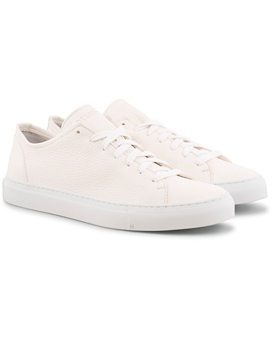 Diemme Loria Low Deer Nappa Sneaker White i gruppen Sko / Sneakers / Sneakers med lavt skaft hos Care of Carl (15843411r)