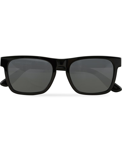 Saint Laurent SL M13 Sunglasses Black/Grey