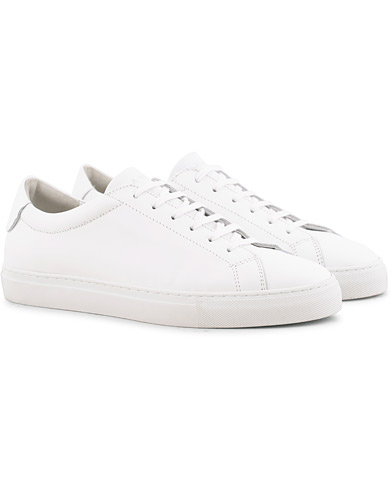 A Day's March Marching Sneaker White Calf i gruppen Sko / Sneakers hos Care of Carl (15864011r)