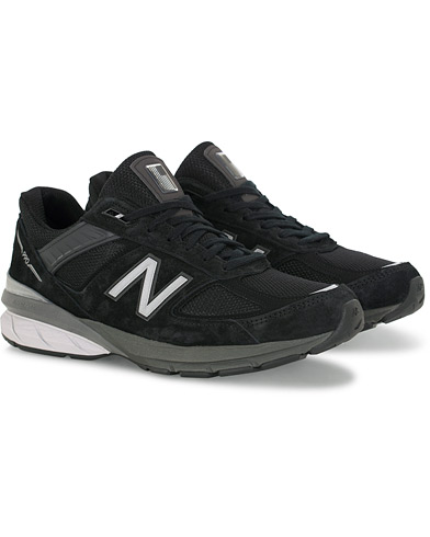 New Balance Made in USA 990 Sneaker Black i gruppen Sko / Sneakers hos Care of Carl (16005611r)