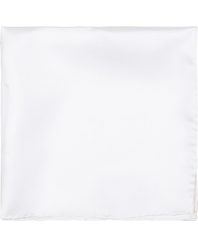 Amanda Christensen Handkercheif Silk White