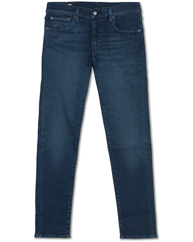 Levi's 512 Slim Taper Fit Stretch Sage Od Jeans Dark Blue i gruppen Klær / Jeans hos Care of Carl (16047111r)