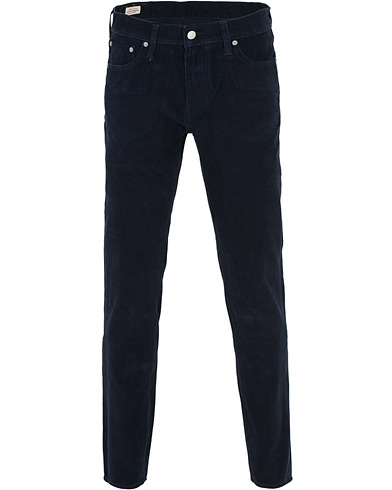 Levi's 511 Slim Fit Stretch Corduroy Trousers Nightwatch i gruppen Klær / Bukser / Cordfløyelbukse hos Care of Carl (16047511r)