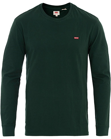 Levi's Original Long Sleeve Tee Pine Grove i gruppen Klær / T-Shirts / Langermede t-shirts hos Care of Carl (16048011r)
